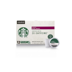 48-Ct Starbucks Dark Roast K-Cup Coffee Pods
