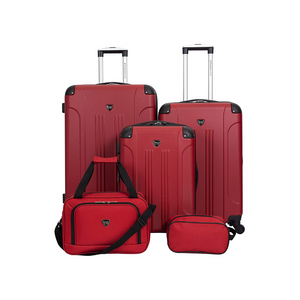 Travelers Club Sky+ 5 Piece Luggage Set