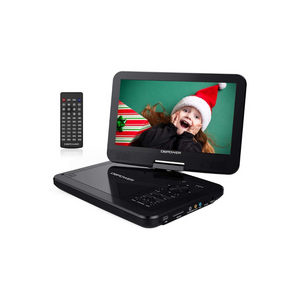 12″ Portable DVD Player