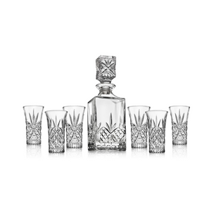 Godinger Dublin 7-Pc. Spirits Set