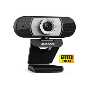 1080p Webcam with Microphone