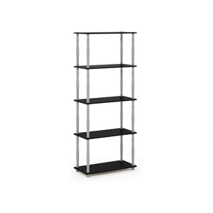 Furinno Turn-N-Tube 5-Tier Multipurpose Rack