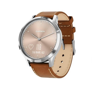 Garmin Vivomove HR, Hybrid Smartwatch (2 Colors)