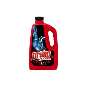 80oz. Drano Max Gel Drain Clog Remover and Cleaner