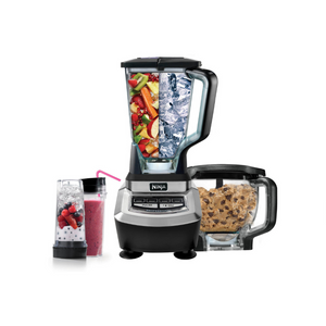 Ninja Supra Kitchen Blender System with Food Processor
