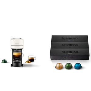 Up to 48% off Nespresso Vertuo Machines With Pods