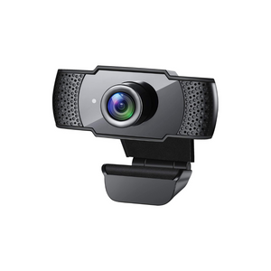 Webcam with Microphone, 1080P HD Streaming USB Computer Webcam