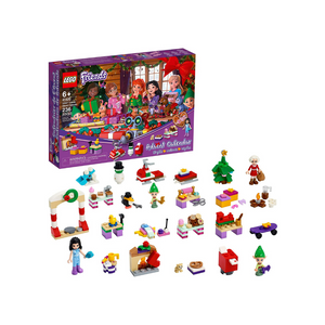 236-Piece LEGO Friends Holiday Kids Advent Calendar