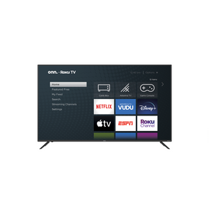 "40"" or 70"" 4K UHD (2160P) LED Roku Smart TV On Sale"