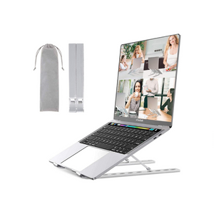 Adjustable Aluminum Laptop Stand