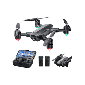Dragon Touch Foldable WiFi Drone with Camera