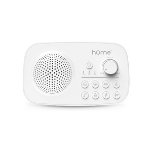 White Noise Sound Machine with 8 Soothing Sounds