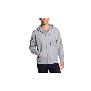 Hanes Men's Full-Zip Eco-Smart Fleece Hoodies