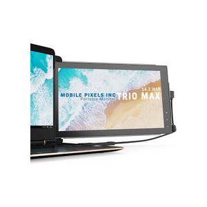 Mobile Pixels Trio Max Portable Monitor for Laptops