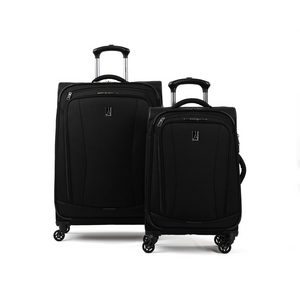 2 Delsey Or Travelpro Luggage Sets