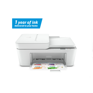 HP DeskJet Plus Wireless All-in-One Printer With 1 Year Free Ink