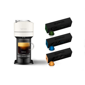 Nespresso Vertuo Next Coffee & Espresso Machine And 30 Pods