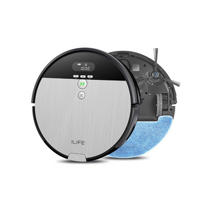 ILIFE V8s Robot Vacuum And Mop Combo