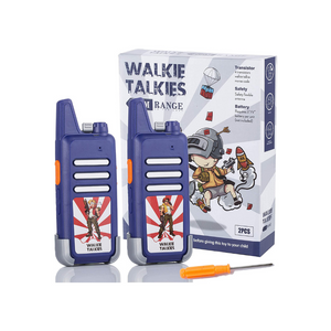Long Range Kids Walkie Talkies