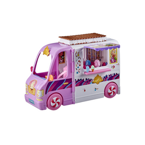 Disney Princess Comfy Squad Sweet Treats Truck Playset With 16 Accessories