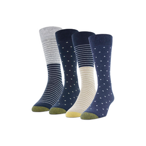 Save Big On Gold Toe, Perry Ellis, Hanes And More Designer Socks