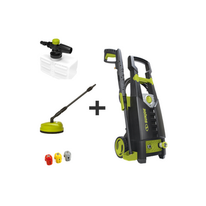 Sun Joe 2000 PSI Electric Pressure Washer With Attachments