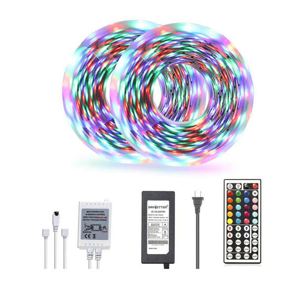 32.8ft Color Changing Led Strip Lights