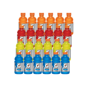 24 Bottles Of Gatorade Classic Thirst Quencher, Variety Pack