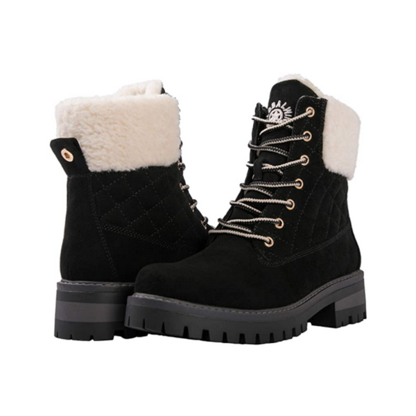 Globalwin Women's Quilted Winter Classic Boots (10 Colors)