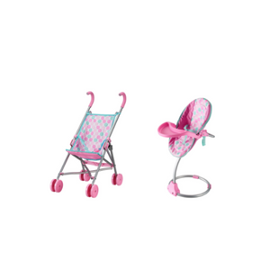 My Sweet Love 3-in-1 High Chair And Umbrella Stroller On Sale