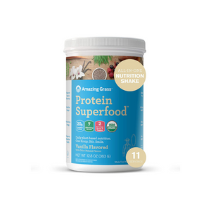 Up to 30% off plant protein favorites