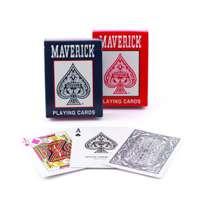 Maverick Standard Playing Cards