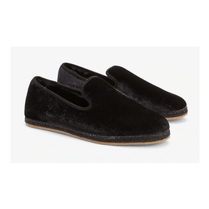 Men's Express Faux Fur Lined Slippers