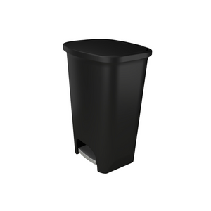 20 Gallon Glad Plastic Step Trash Can