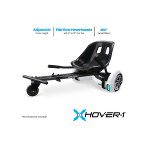 Hoverboard Scooter into Go-Kart Attachment
