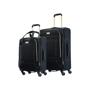2 Piece American Tourister Belle Voyage Softside Luggage