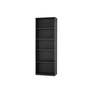 "71"" Mainstays 5 Shelf Bookcase"