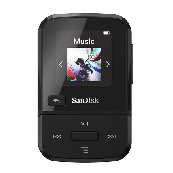 SanDisk 32GB Clip Sport Go MP3 Player