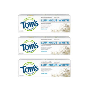 Up to 39% off Tom's of Maine Toothpaste and Deodorants