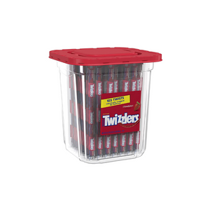 105 Twizzlers Licorice Strawberry Candy (OU)