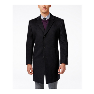 Kenneth Cole Raburn Wool-Blend Slim-Fit Over Coat