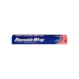 75 Square Ft Reynolds Wrap Standard Aluminum Foil