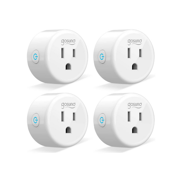 4 Smart Plug Gosund Smart WiFi Outlets