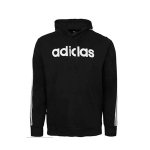 adidas Men's 3-Stripe Logo Hoodies (3 Colors)