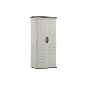 Suncast 22 cu. ft. Vertical Resin Storage Shed