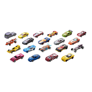 Hot Wheels 20-Car Gift Pack