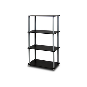 Furinno Turn-N-Tube 4-Tier Multipurpose Shelf