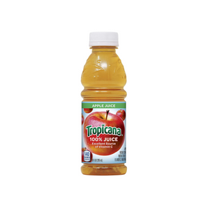 24 Bottles Of Tropicana Apple Juice