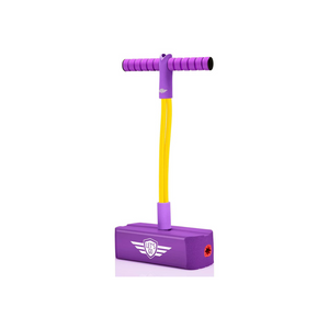 Pogo Jumper With Squeaky Sounds