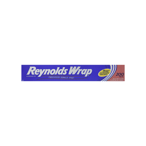 12 Rolls Of 200′ Reynolds Wrap Aluminum Foil